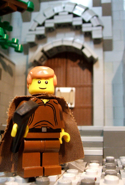 reformation in lego